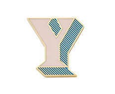 Stickery Initial Label Y