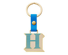 Stickery Initial Key Ring H (40%off)