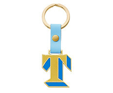 Stickery Initial Key Ring T (40%off)