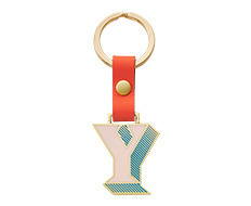 Stickery Initial Key Ring Y (40%off)
