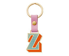 Stickery Initial Key Ring Z (40%off)