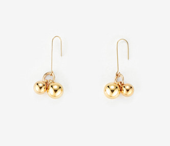 [Monday Edition] Dropped Bells Earrings (30%off)