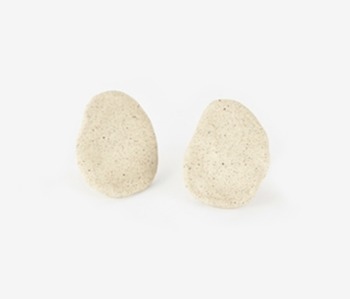 [Monday Edition] Ceramis Paste Earrings