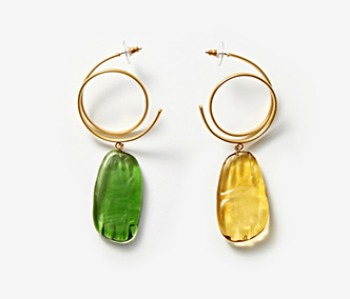 [Monday Edition] Ugly Glass Earrings