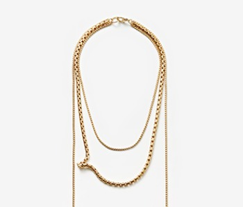Movement Layered Necklace